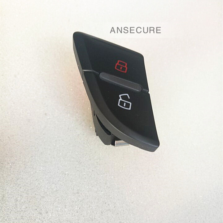 Front Right Central Door Lock Switch Button For AUDI A4 S4 B8 <font><b>Allroad</b></font> 8KD 962 108 image
