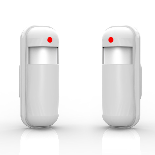 Smart  Wireless Mini PIR Infrared Passive Sensor Motion Detector Home Security Alarm System 433Mhz
