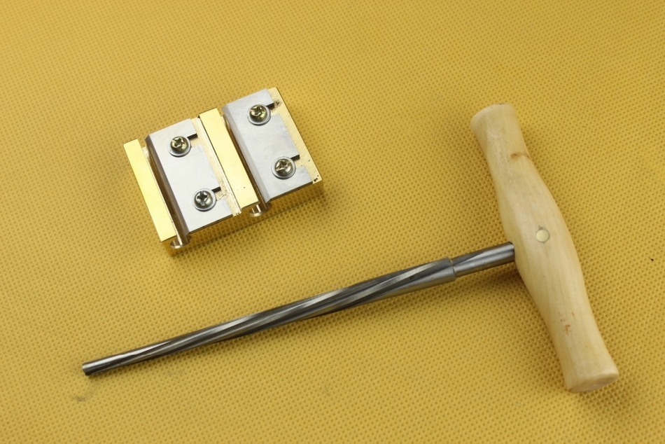 New violin pegs tools 3 4 4 4 violin pegs reels shaver and pegs hole reamer
