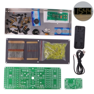 Image 5 - ECL 132 DIY Kit Supersized Screen LED Electronic Display With Remote Control Whosale&Dropship