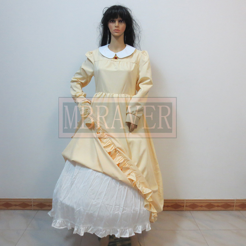 Howl's Moving Castle Sophie Hatter Cosplay Costume Custom Made Any Size