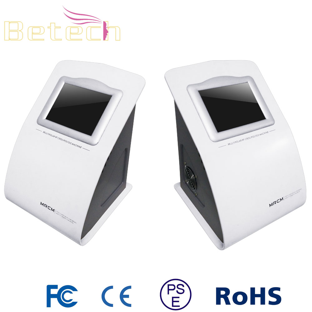 Multifunction Multipole RF Skin Tight Professional Beauty Equipment for skin treatment