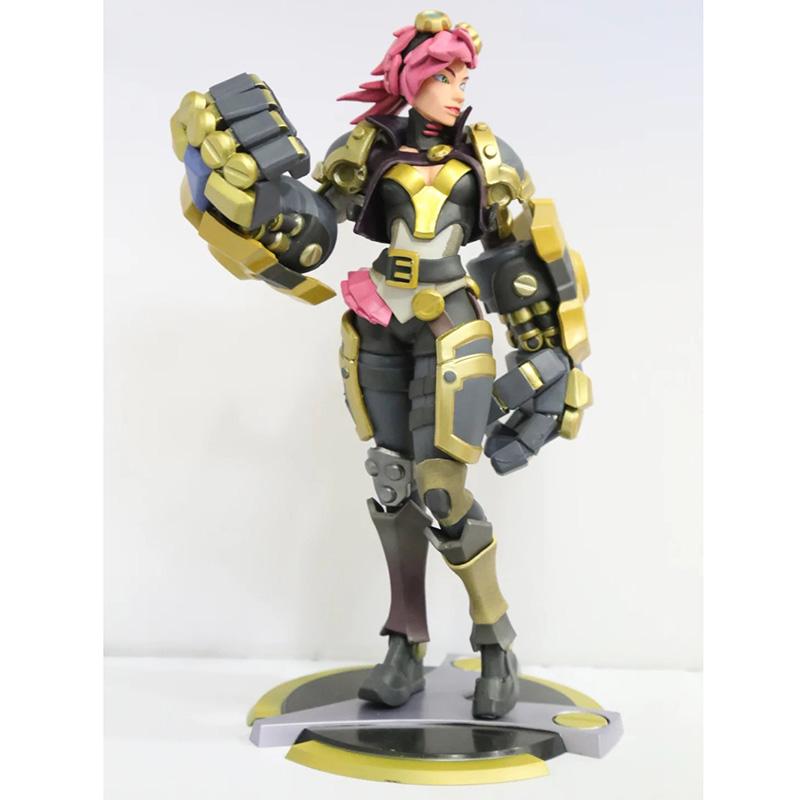 Classic Collection PVC AShe/Vi/Katarina 25cm ACGN Game League of Legends Toy Figures Model Action Figure China Version WL0025