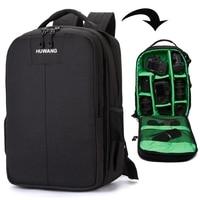 PULUZ Waterproof DSLR Camera Bag Shoulder For Cna