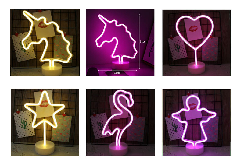 Party-Decoration-Neon-Nightlight-Cute-Moon-Star-Lightning-Flamingo-Shape-Battery-USB-Operated-Neon-Lamp-For-Holiday-Decor-(4)