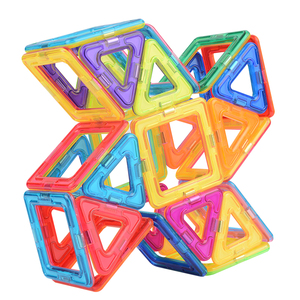 Image 3 - VINEDI Big Size Magnetic Designer Construction Set Model & Building Toy Magnets Magnetic Blocks Educational Toys For Children