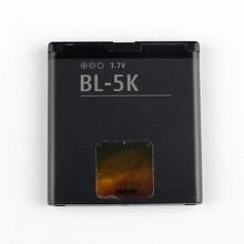 Original High Capacity BL-5K Li-ion Replacement Battery For NOKIA C7 N86 N85 X7 C7-00 стоимость