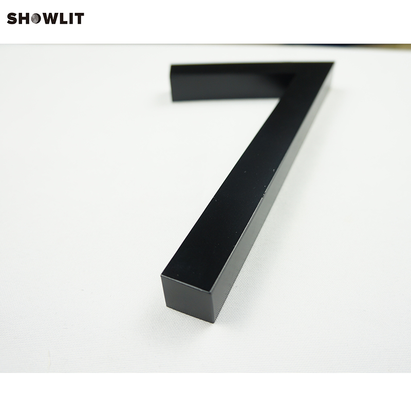 House Numbers Black Metal Numbers For Home Decor class numbers quadratic and cyclotomic fields