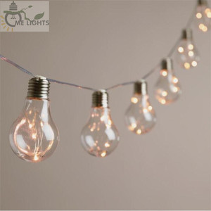 4M 10 Vintage Bulbs LED Garlan