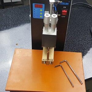 Image 3 - 3KW Pneumatico Pulse Batteria Spot Saldatore Batteria Spot di Saldatura 220V