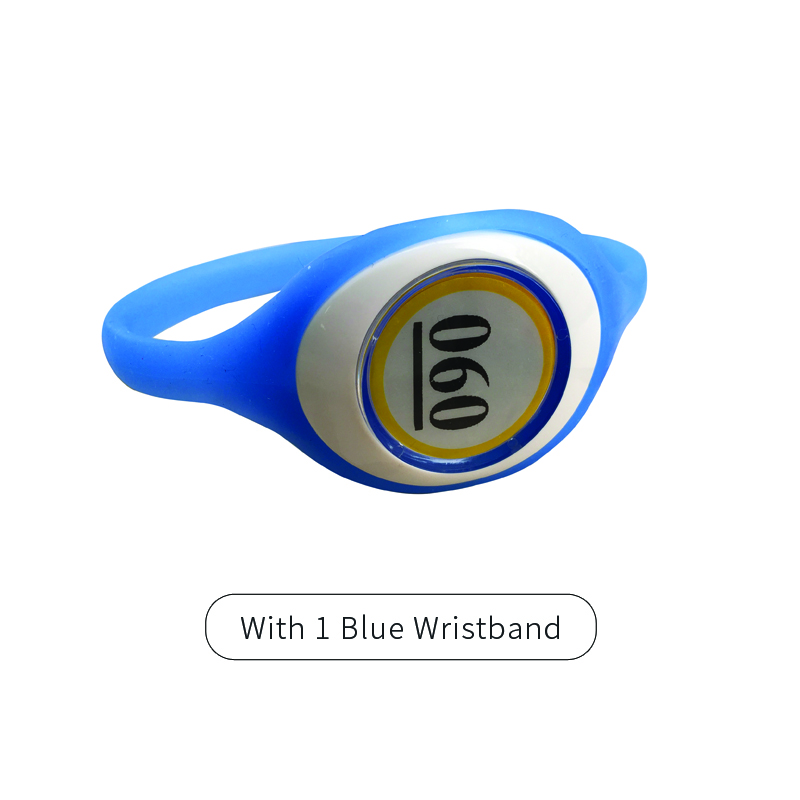 Waterproof Silicone rfid 125 khz Chip Card Wristbands rfid Access Control Bracelet