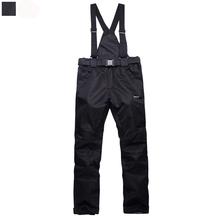 Cheap Women Snow pant ski Clothes ourdoor sports ski snowboard waterproof windproof Yellow Red Blue Pink Black Green Trousers