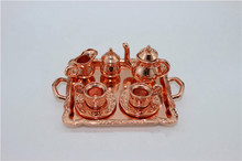1:12 Cute MINI Dollhouse Miniature Tea set