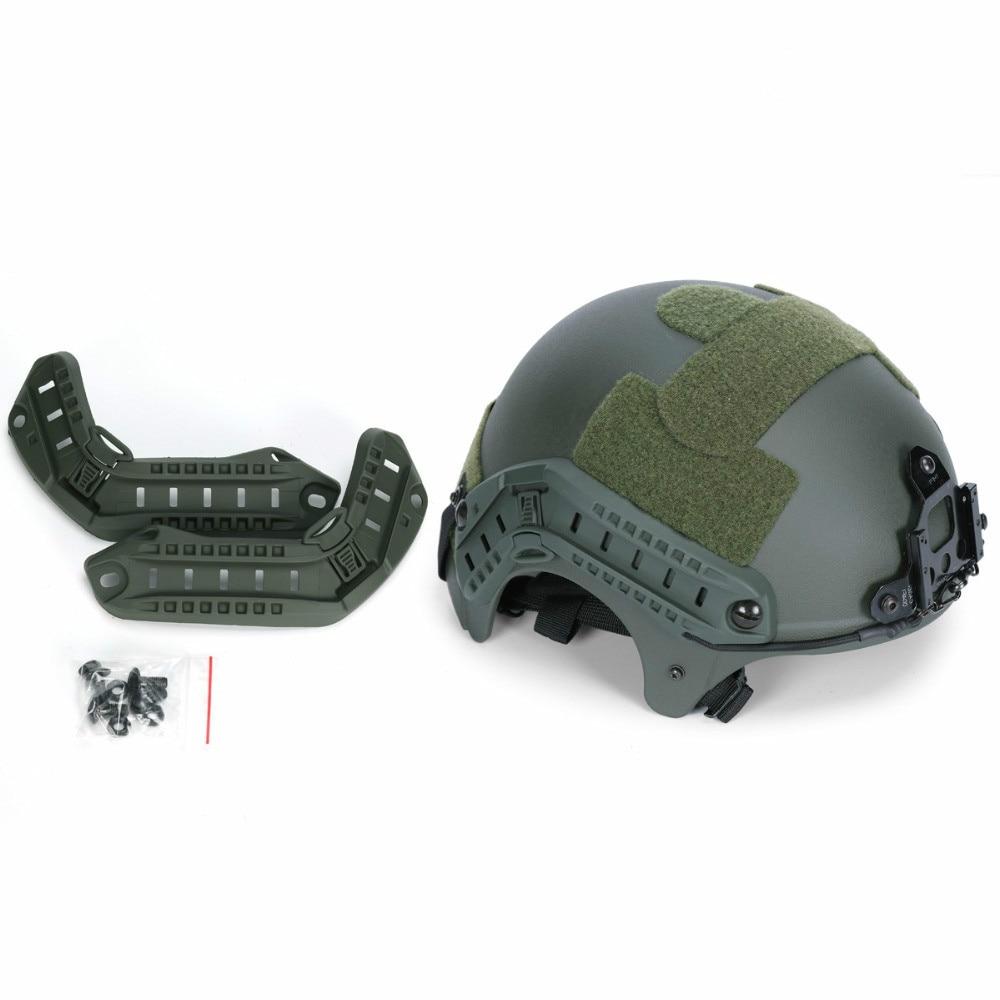 2017 Newest Half-covered Steel Helmet With Leather Liner Grey Paratrooper Helmet World War 2 German M38 Helmet motorcycle helmet world war ii german m38 wwii protective helmet paratrooper helmet