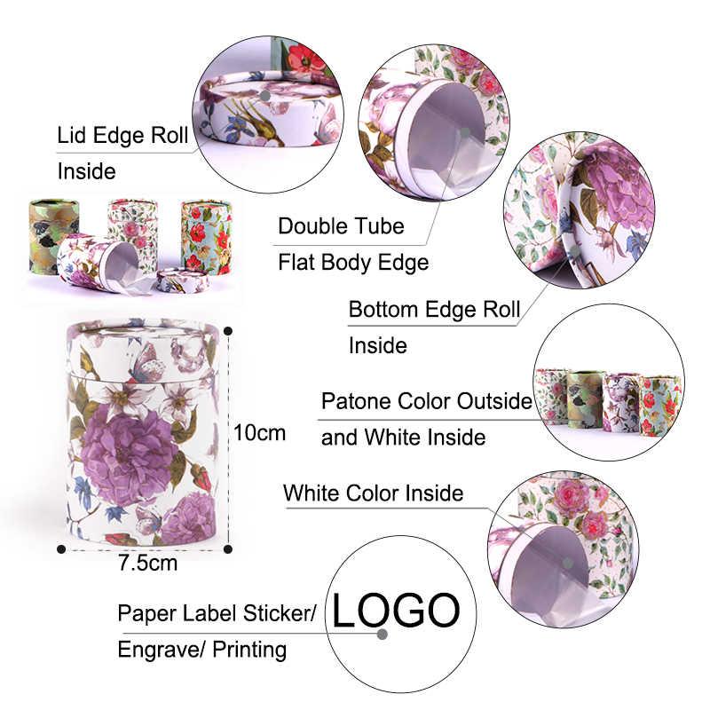 Xin Jia Yi Verpackung Fabrik Verkauf China Papier Fällen Koffer Candy Hochzeit Papier Geschenk Verpackung Runde Papier Box Lieferant