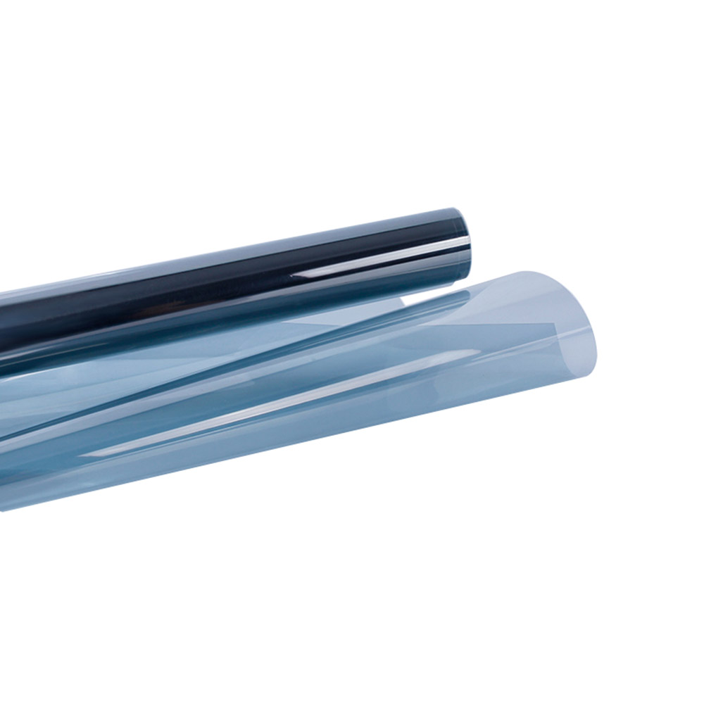 Image 3 - SUNICE Sputter Solar Tint Film Sun Control Film Heat Insulation Photochromic Film VLT Changed 73%~43% Car Building Summer Use-in Window Foils from Automobiles & Motorcycles