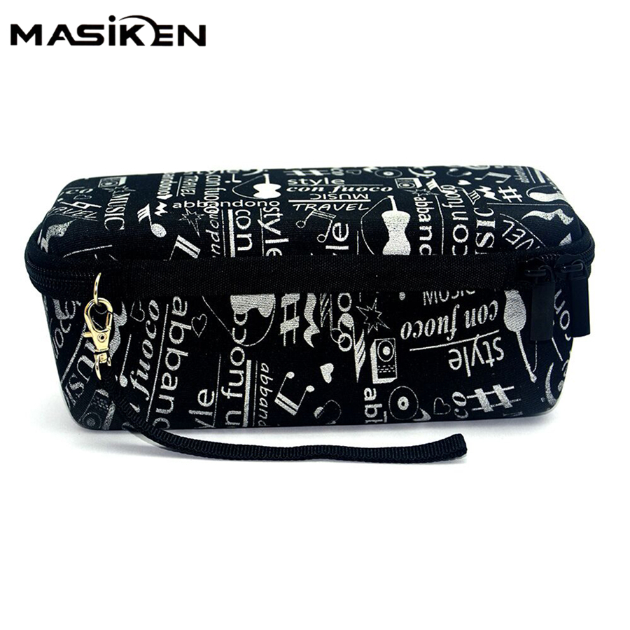 MASiKEN EVA Carry Case for Logitech Ultimate Ears UE BOOM/UE BOOM 2 for JBL FLIP3 FLIP 3 Bluetooth Speaker Travel Storage Bag