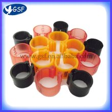 1000PC Cheap free shipping Plastic OPEN Pigeon Ring