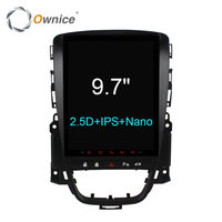 Ownice C600 Vertical 9.7 Android 6.0 car dvd player for Buick Excelle XT GT 2006 2016 navigation radio gps stereo 4G LTE SIM