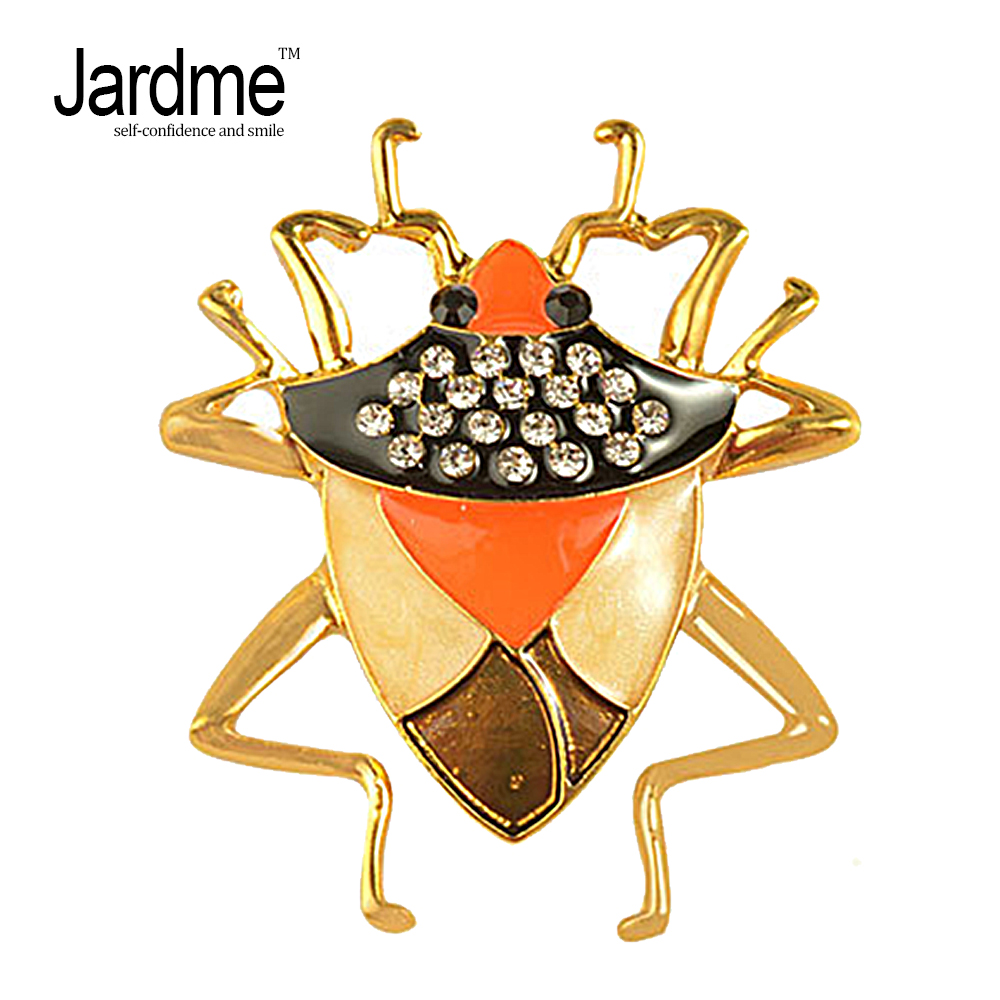 Animal Insect Fly Brooches for Women Men Kids Enamel Pin Special Coat Sweater Accessories Party Bijoux Joyas Broche