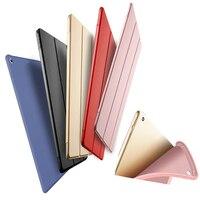 SUREHIN Nice Sleeve For Apple Ipad Pro 10 5 Case Thin Slim Magnetic Protect Tpu Smart
