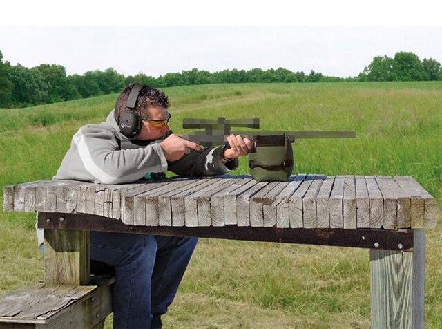 Front & Rear Rifle Sandbag Support 6
