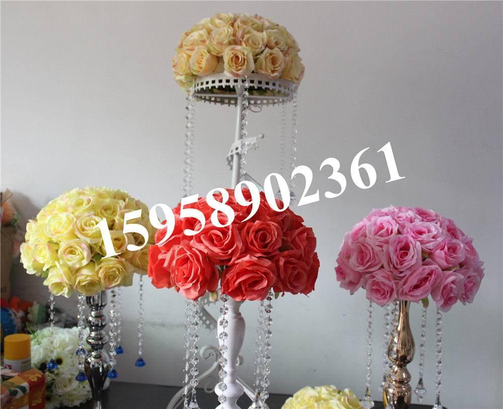 SPR 40cm 4tk / partii - Uued saabumised Siidist suudlemine Rose - Pühad ja peod