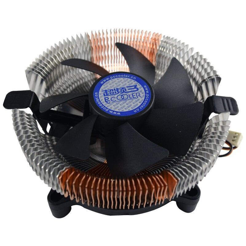 все цены на  Pccoole 90mm fan CPU ventola del radiatore cooler for Intel LGA1366/775/1155/1156 for AMD AM2/AM2+/AM3 PC computer cpu coooling  онлайн