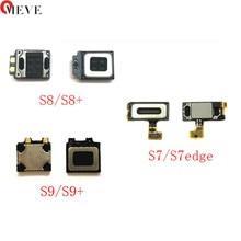 Original for Samsung Galaxy S6 S7 S7 edge S8 S9 PLUS Ear Piece Earpiece Speaker Sound & Microphone Flex Cable Repair Parts