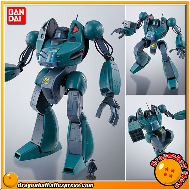Combat Mecha Xabungle Original BANDAI Tamashii Nations HI-METAL R Exclusive Action Figure - Government Type (Timp Custom) original bandai tamashii nations robot spirits exclusive action figure rick dom char s custom model ver a n i m e gundam