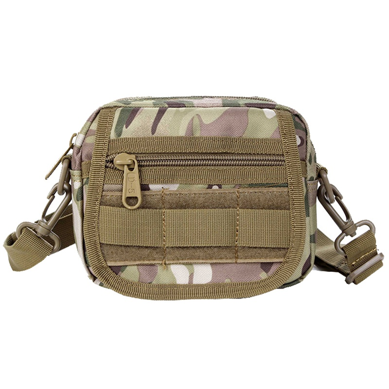 3 Colors Portable Ourdoor Waterproof Tactical EDC Pack Military Sawt Leg Belt Bag Utility Gadget Security Pack Carry Bags