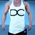 En El Verano De La Camisa de la Camiseta de Algodón Chaleco Hombres Chaleco Stringer Culturismo Músculo Loa Cuerpo de Ingenieros de la Marca