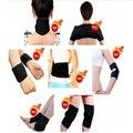 Turmalina autocalentamiento ayuda de la cintura cinturón de la muñeca del cuello rodillera apoyo de tobillo almohadilla para el hombro codo terapia magnética Apoyos juego de cuidado de la salud