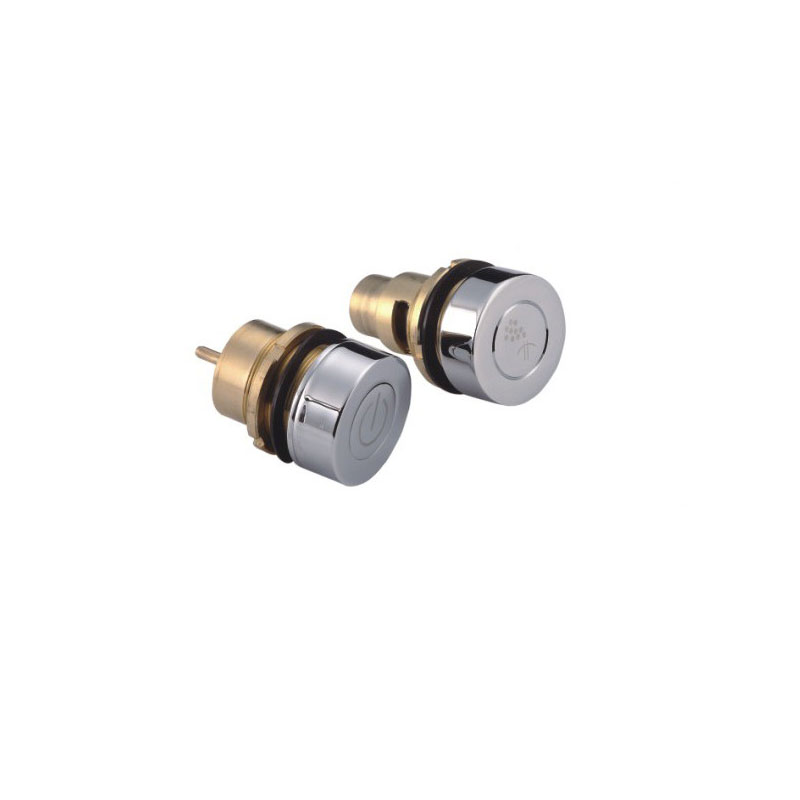 Shower room accessories Massage bathtub brass surfing switch, Pneumatic parts Bathroom bathtub fittings leakage protection parts