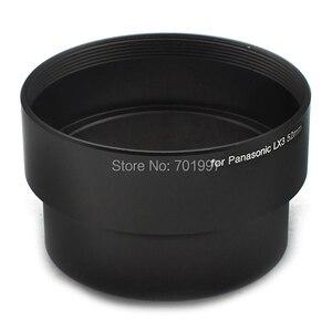 Image 3 - Pixco 52mm lens adaptörü Tüp çalışma Panasonic LUMIX DMC LX3 32222089783