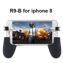 Stretchable Gamepad Controller Recreation Set off Hearth Button Goal Key L1R1 Shooter for ipad For iphone8 X For PUBG Telephone Joystick Grip