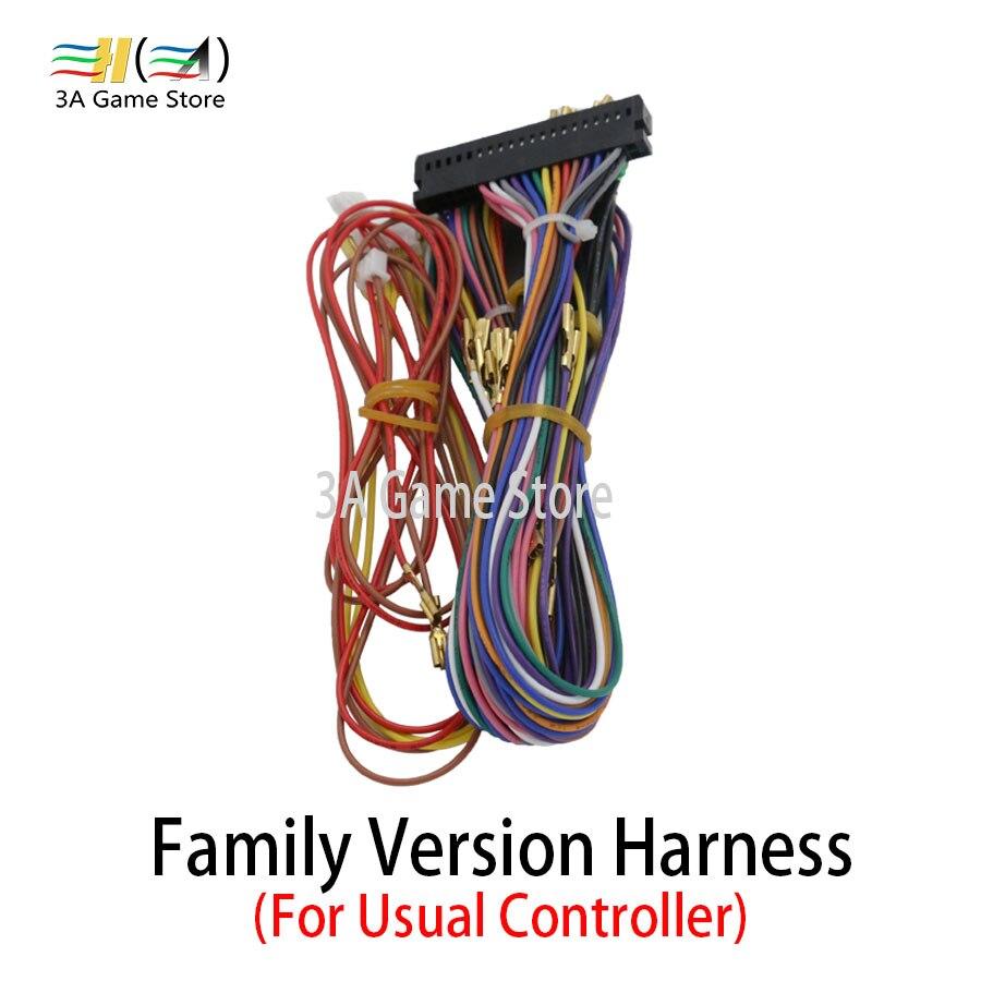 wire harness box pandora box 6 pandora box 5 family version wire harness power with wire harness board accessories pandora box 6 pandora box 5 family