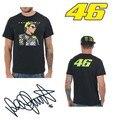 2015 Moto GP 46 T -Shirt Motorcycle racing Shirt Sport T-shirt for men off road Jersey