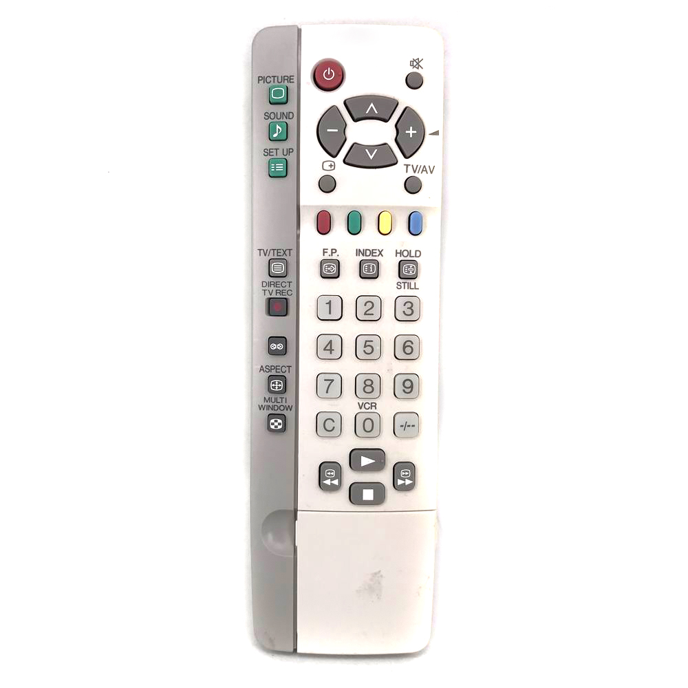 Used Original EUR511268AR GENUINE TV VCR DVD Remote Control For Panasonic Television Controller Tested Fernbedienung