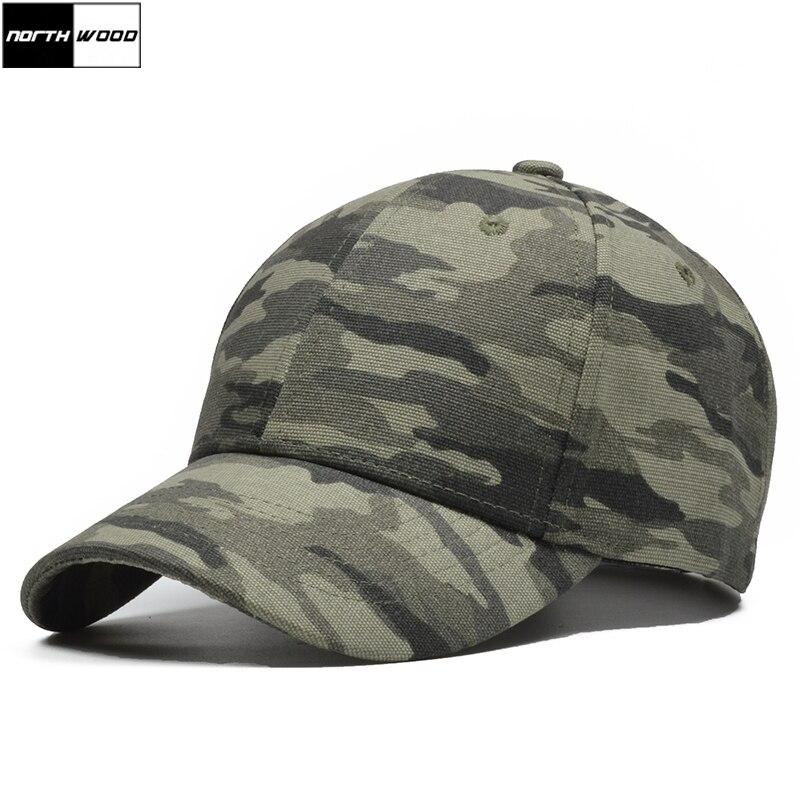[NORTHWOOD] Brand Jungle Camouflage Baseball Cap Men Outdoor Camo Mens Snapback Hat Gorra Hombre High Quality Tactical Cap