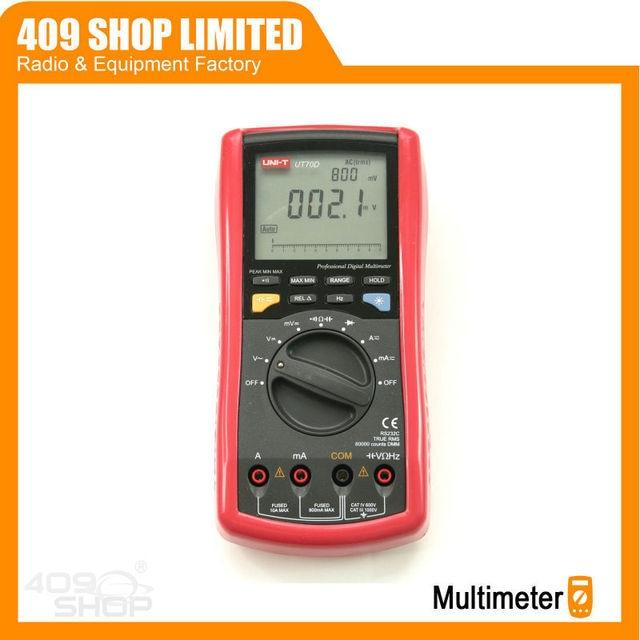 High quality UNI-T UT70D Auto Range Multimeter