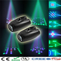 2pcs/lot 10W RGBW LED  Beam/ LED Moonflower Effect lighting /Disco dj KTV Club Party Show Lights/Christmas lamp/LED party lamps