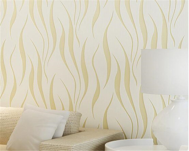 Behang Paars Slaapkamer : Beibehang moderne eenvoudige behang woonkamer behang water rimpel