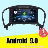 2 din autoradio android 9.0 car radio for Nissan Juke radio coche multimedia player wifi mirror link steering wheel control