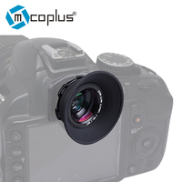 Mcoplus 1 08x 1 60x Zoom Viewfinder Eyepiece Magnifier For Canon 5D Mark II 5DIII 6D