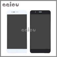 10Pcs Lot 5 5 For Asus Zenfone 4 Max ZC520KL LCD Digitize Touch Screen Assembly DHL