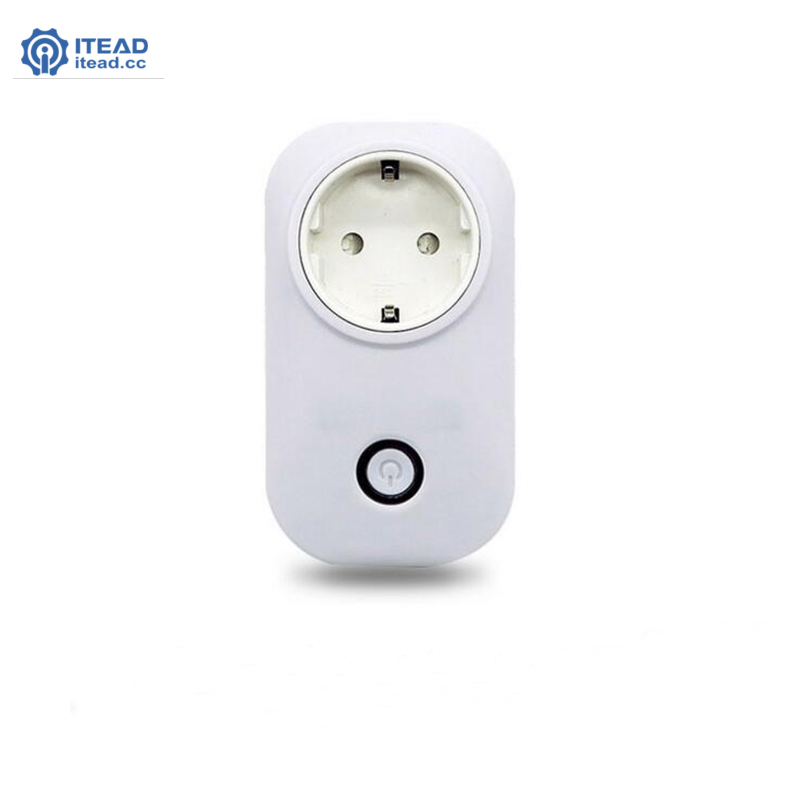 Image 5 - Itead Sonoff S20 Wifi Wireless Remote Socket Smart Timer Plug Smart Home Outlet Power Socket Work With Alexa Google Home-in Electrical Sockets from Home Improvement