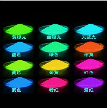 Is Artists Fluorescent Paint Radioactive