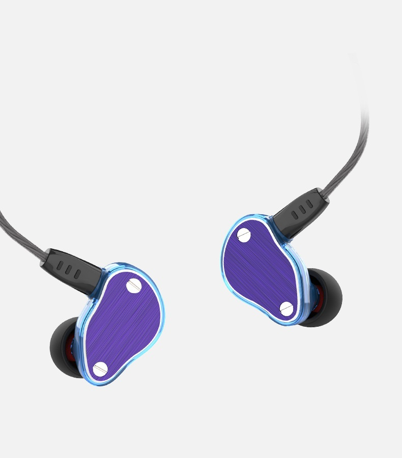 PIZEN Hybrid 3drivers Balanced Armature in ear Earphone Detachable Cable Earphone HIFI DJ Running Sport Earphones Headset Earbud 100% original xiaomi mi hybrid dual drivers earphone wired control microphone dynamic and two balanced armature drivers