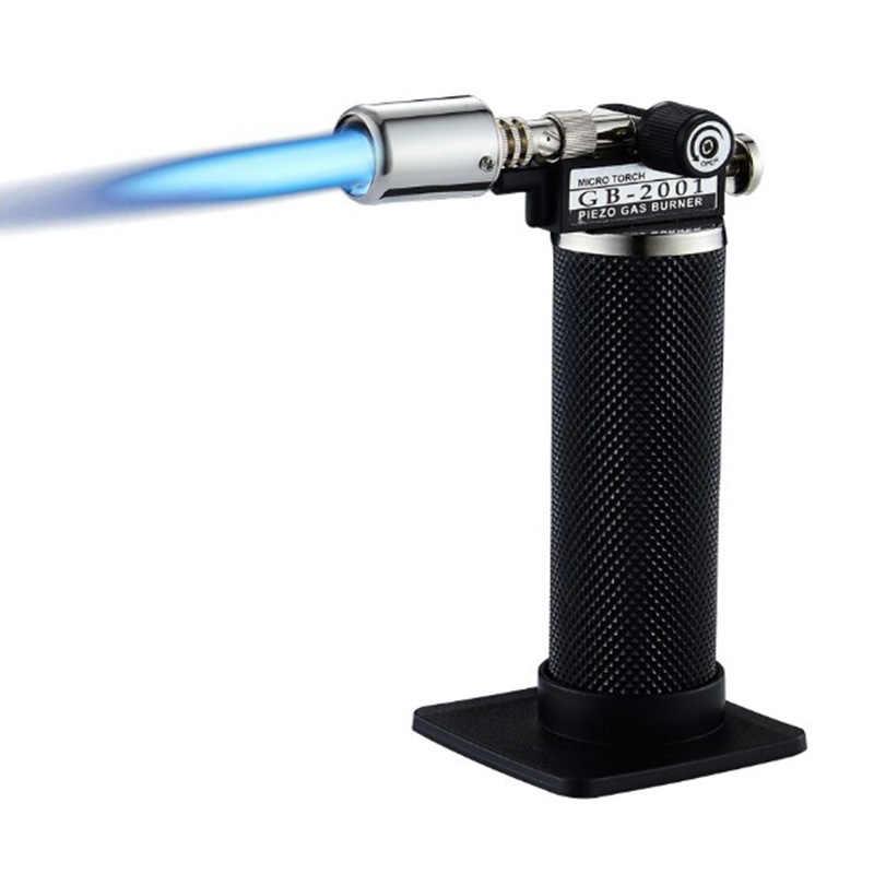 Schweißen Lötkolbenstift Werkzeug Tragbar Butan Gas Nachfüllbar Brandneu